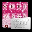 LacePink keyboard skin