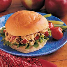 Curried Tuna Sandwiches Recipe