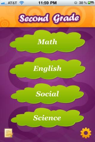 免費下載教育APP|Second Grade app開箱文|APP開箱王