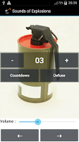 Screenshot of Weapon : Bombs Prank
