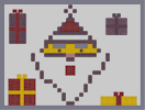 Thumbnail of the map '8-Bit Santa'