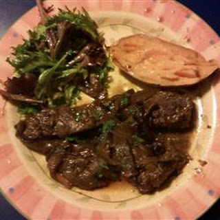 Braised Round Steak Recipes