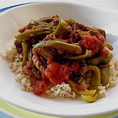 Pepper Steak Strips