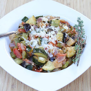 Freezer Friendly Stovetop Ratatouille