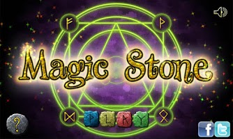 Screenshot of Magic Stone