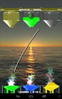 Screenshot of Sand Slides Falling Sand Game