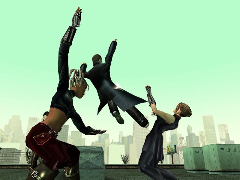 No Matrix Online for Ubi