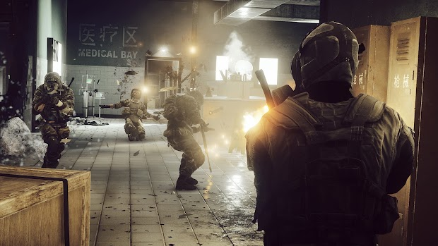 DICE gets all hands working on the Battlefield 4 issues