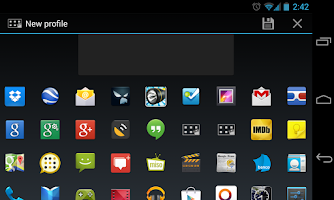 Screenshot of iconSS Pro