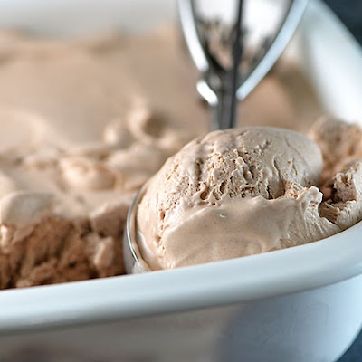 No Churn Chocolate Ice Cream