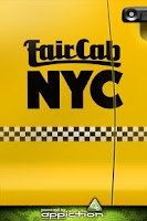 Screenshot of FairCab NYC