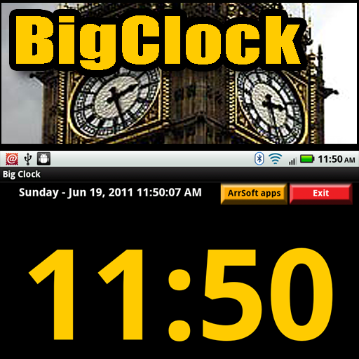BigClock LOGO-APP點子