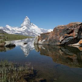 Matterhorn by Frank Tschöpe - Landscapes Mountains & Hills