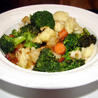 Baked Vegetables I