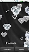 Screenshot of Diamond Hearts Live