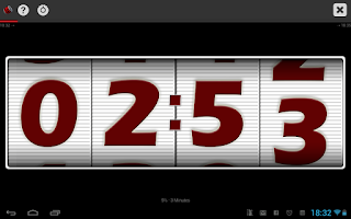 Screenshot of Countdown Timer