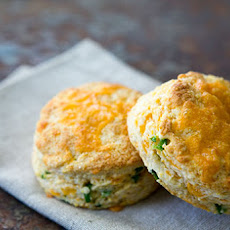 Cheddar and Jalape?o Biscuits