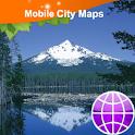 Klamath Falls Street Map icon