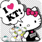 Hello Kitty Alarm icon