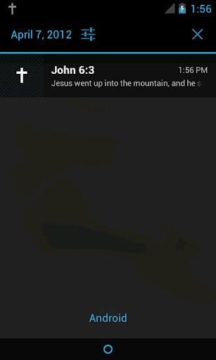 【免費書籍App】Daily Bible Verse WEB-APP點子