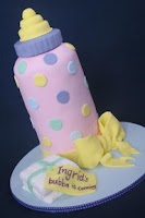 Screenshot of Baby Shower Cake Ideas