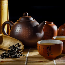 Art of Tea by Jayson JS - Food & Drink Alcohol & Drinks ( cup, tea, light, culture, chinese tea )