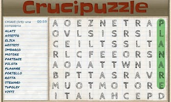 Screenshot of Crucipuzzle