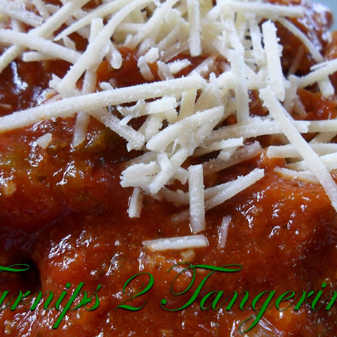 Big Batch Spaghetti Meat Sauce