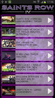 Screenshot of Saints Row 4 The App - Cheats