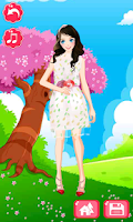 Screenshot of Dress Up: Fashion!