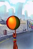 Screenshot of Spin the Ball