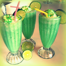 Miami Key Lime Milkshake