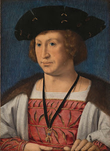 RIJKS: Jan Gossaert: painting 1519