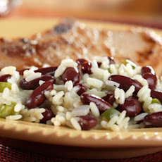 Easy Seasoned Beans and Rice