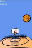 Screenshot of Basketball Games Juggle Fun