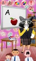 Screenshot of Talking Cat Madam