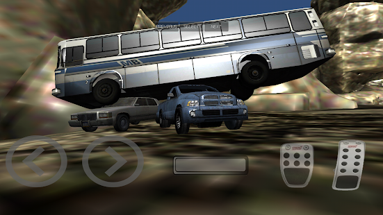 Real Car Simulator Rocky FREE - screenshot