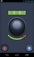 Screenshot of VoiceBase