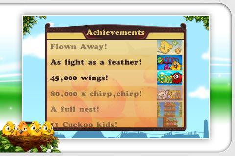 Fluffy Birds Deluxe - screenshot