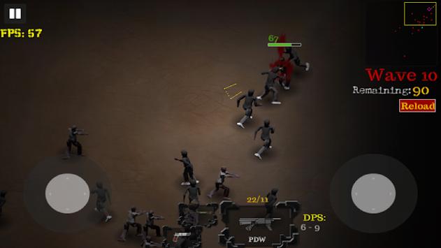 Endless Requiem (Zombies) apk screenshot