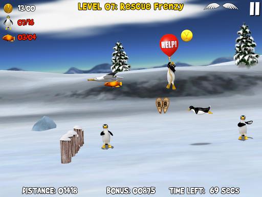 Yetisports - screenshot