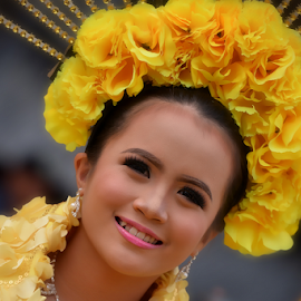Pretty One by Ferdinand Ludo - Babies & Children Child Portraits ( performers, beauty pagent, under 18 category, sinulog 2015 )