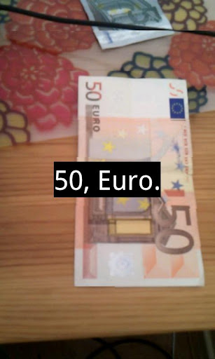 Money Talks Euro