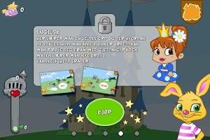 Screenshot of Josefine - Skolehjelp