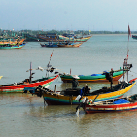 by Saatdul Ibat - Transportation Boats (  )