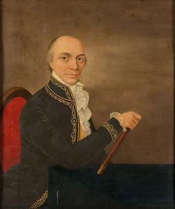 RIJKS: anoniem: painting 1805