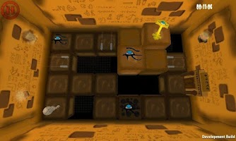 Screenshot of Trapped Mummy