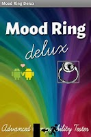 Screenshot of Mood Ring Delux