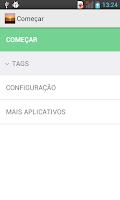Screenshot of Dádivas da Espiritualidade