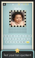 Screenshot of Celebrity Baby Quiz